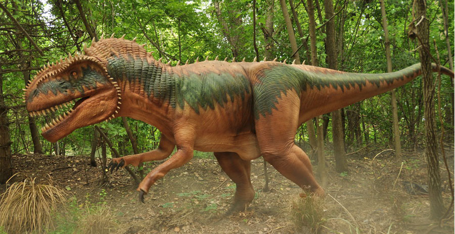 What was the First Dinosaur Discovered
